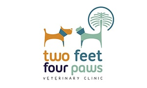 Two Feet Four Paws Clinic in Dubai
